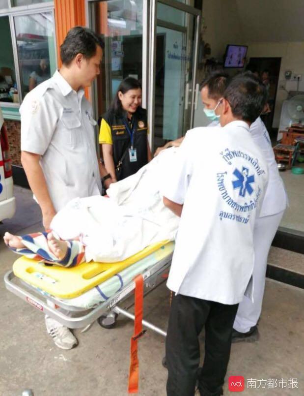 泰国坠崖孕妇被强制出院怎么回事? 泰国坠崖孕妇为什么被强制出院