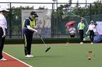 全國門球大賽(福州站)開幕 52支隊伍參賽