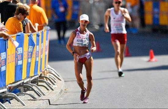 東奧不設女子50公里競走 葡名將起訴國際奧委會