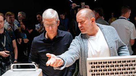 蘋果首席設計官艾維將離職 已為公司效力近30年