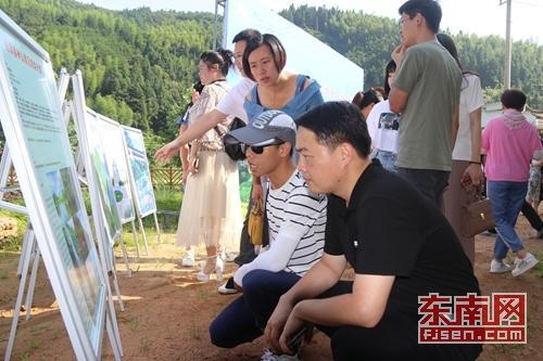 光泽县到江西黎川县开展旅游景点推介活动
