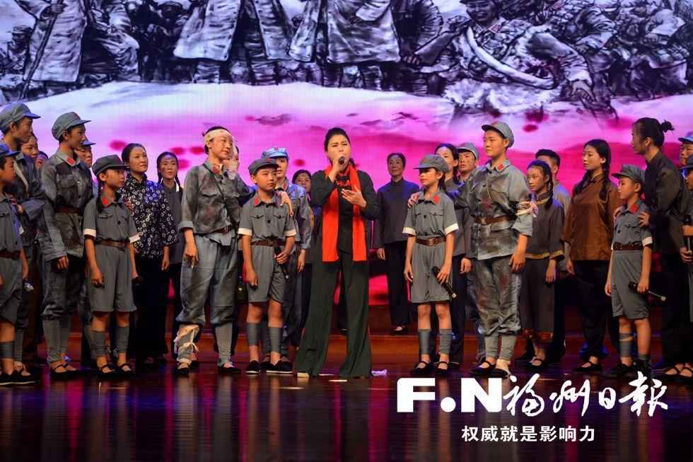 連江舉辦慶祝中國共產黨成立98周年活動