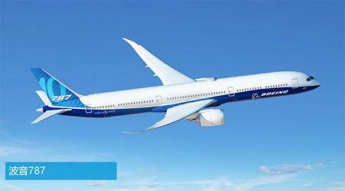 波音787梦想飞机 波音公司官网 图