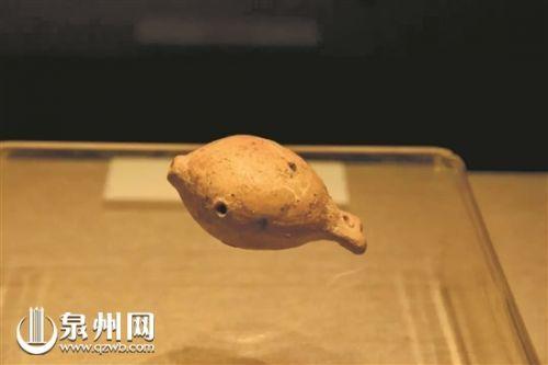 泉州海交館展出玉門4000年歷史文物展 暑假可參觀