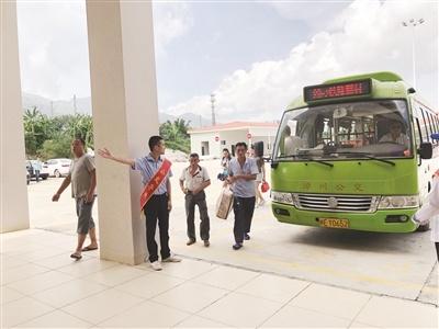 漳州火車站新公交樞紐運營 新環境設施獲贊