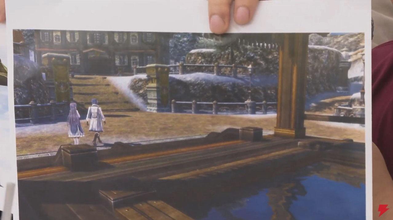 《軌跡》系列新作情報透露 采用新引擎制作畫面更好