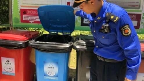 垃圾分類扔錯罰款