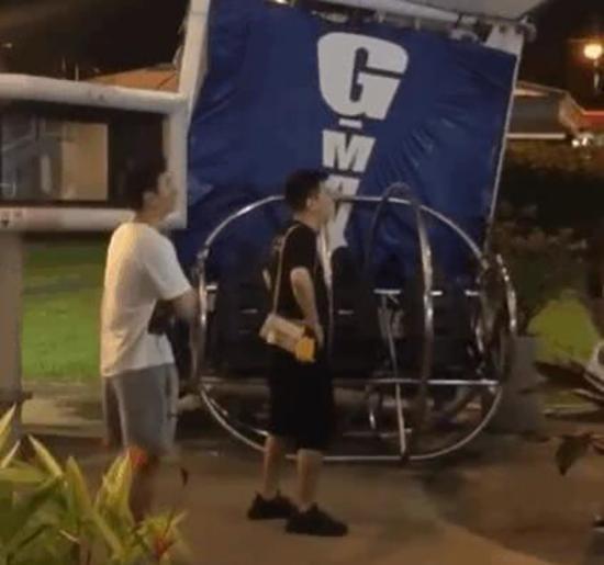 王思聪带网红玩遍新加坡?女方高调发文却被嘲:进不了王家门