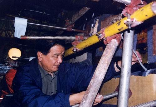 78岁著名文物保护专家、敦煌研究院原副院长李最雄逝世