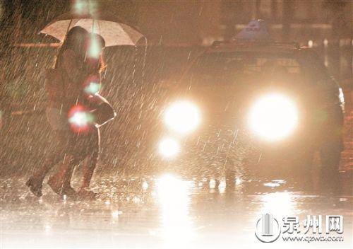 未来7天泉州天气预报:一直都有雨 气温不高温差不大