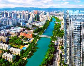 福建福州:榕城水脈知多少 看完美圖長知識