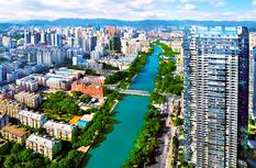 福建福州:榕城水脉知多少 看完美图长知识