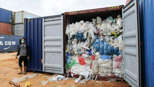 印尼退回西欧垃圾怎么回事?印尼退回西欧垃圾缘故起因揭秘