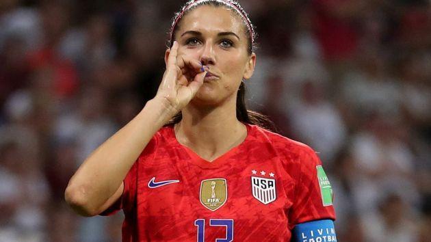 美國女足晉級決賽,球衣創耐克上賽季銷量紀錄