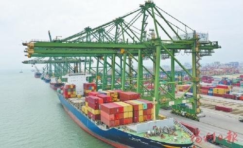 福州港:基建日臻完善 海上貨貿日益頻繁