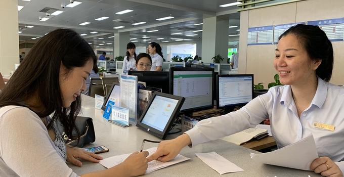 """馬尾在福州率先推出""""一窗受理""""升級版 三類窗口合并"""