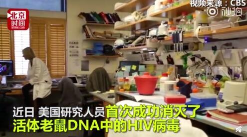 基因編輯清除HIV是真的嗎 基因編輯能否真的清除HIV