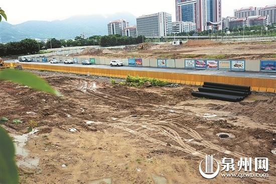 泉州火車站站前廣場將改造成下沉式休閑廣場