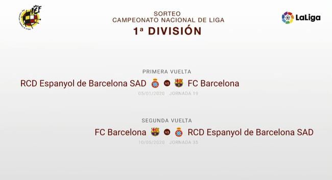 西班牙人新賽季賽程是怎樣的 2019-20賽季西班牙人詳細賽程一覽