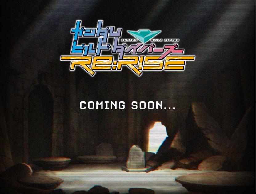 高达新动画 《高达创形者 Re:Rise》官网上线