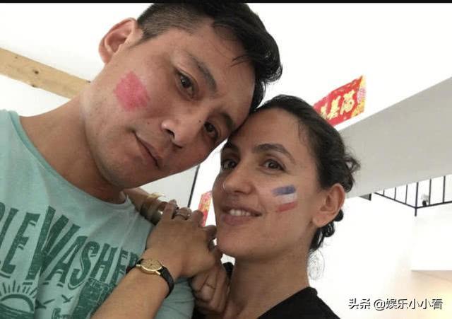刘烨与老婆安娜成婚十周年,娇妻晒两人同框照恩爱十足