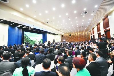 新時代的中國:生態福建絲路揚帆