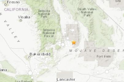 6.4级、6.9级!美加州连续两天遇强震 地震网瘫痪