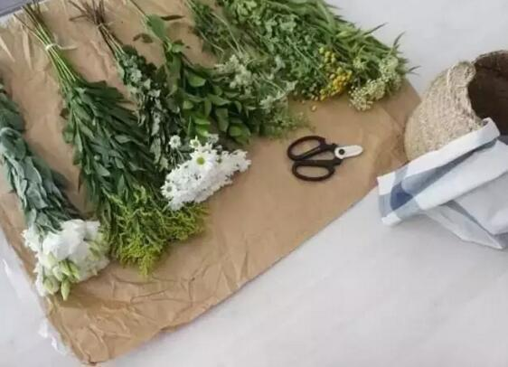 婚禮手捧花怎么做,如何做一束超好看的手捧花?