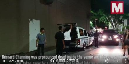 英国一老人在泰国电影院看完恐怖片后猝死