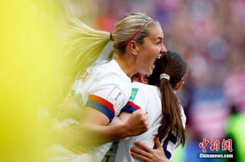 女足世界杯決賽什么情況 美國女足2:0力克荷蘭女足問鼎冠軍