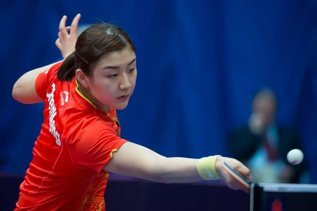 國際乒聯世界巡回賽 陳夢衛冕女單冠軍
