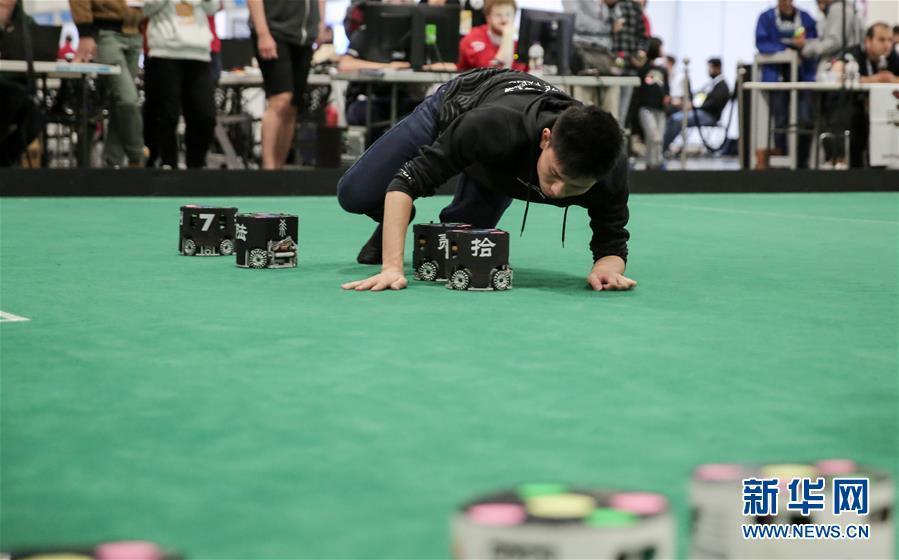 澳门银河手机版官网高校在2019年机器人世界杯上取得佳绩