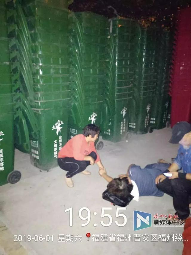 200多公斤砸下!福州环卫女工舍身推开工友!她还是全国人大代表