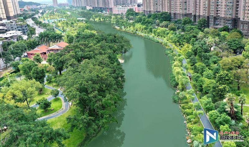 网友纷纷建言福州城区水系治理 部门积极回应!