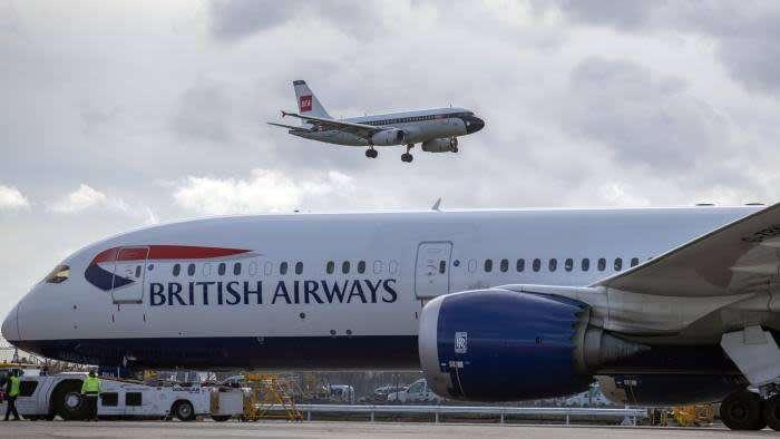 英國航空公司因數據泄露面臨1.83億英鎊巨額罰款