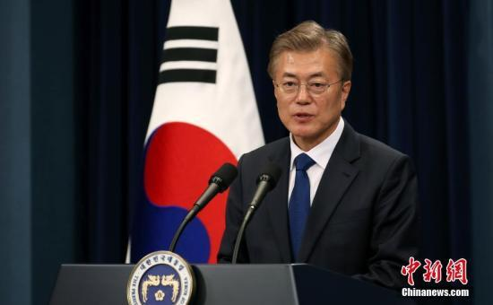 韓總統文在寅:將竭盡全力應對日本出口限制措施