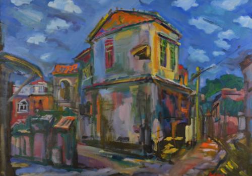 陈致远油画作品展将在厦门开幕