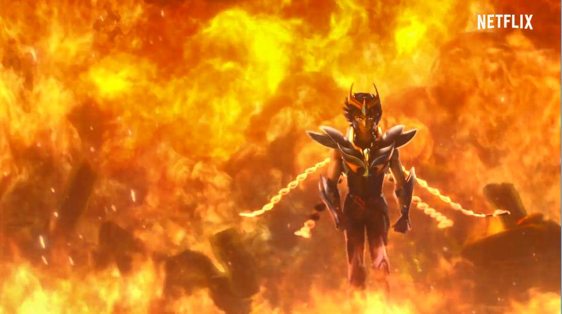 3D版《圣斗士星矢》中文正式预告 7月19日开播