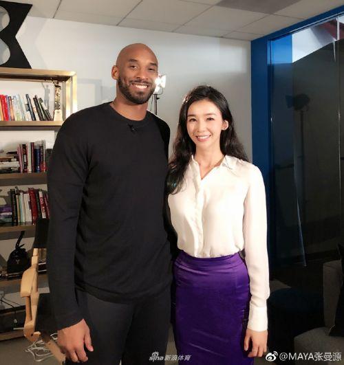 籃球女主播張曼源身高三圍多少 張曼源個人資料身材前凸后翹超贊