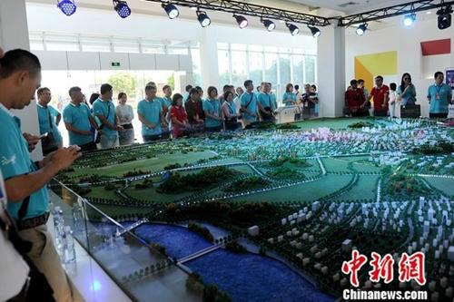 建设台胞台企登陆第一家园 助台湾人才登陆