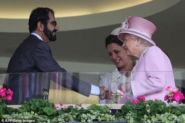迪拜哈雅王妃为什么出逃 哈雅王妃出逃原因曝光与迪拜酋长离婚官司复杂