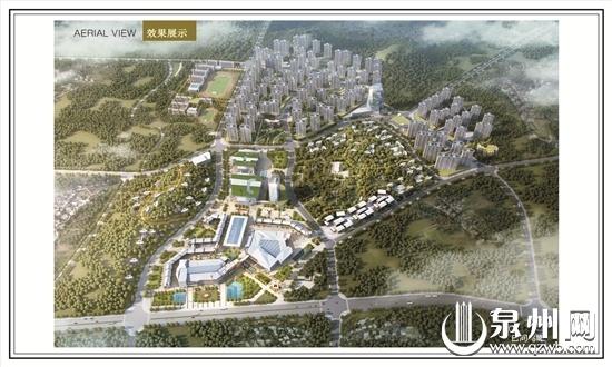 德化将添新地标 国际陶瓷艺术城10月动工建设