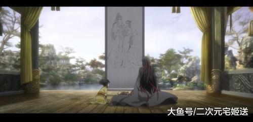 魔道祖师动画第二季预告:忘羡幼年曾相逢 魔道祖师第二季播出时间