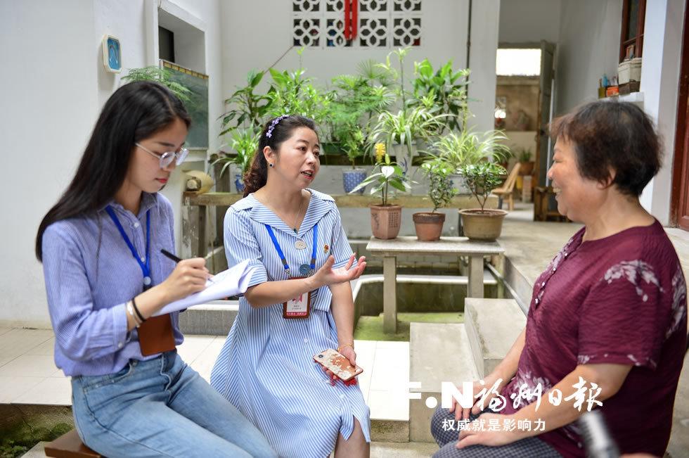 陈丽琴:用心灵倾听民声 乐为居民解忧难