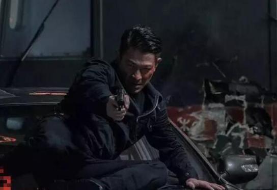 扫毒2最后3人怎么开枪