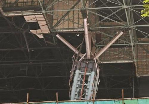 深圳体育中心倒塌怎么回事?深圳体育中心倒塌原因是什么?