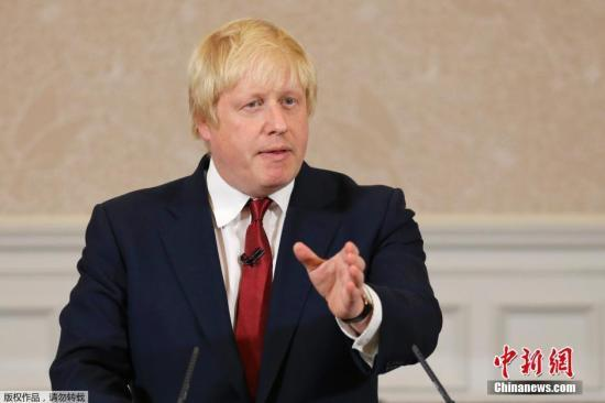 英驻美大使达罗克决定辞职 约翰逊不支持是主因?