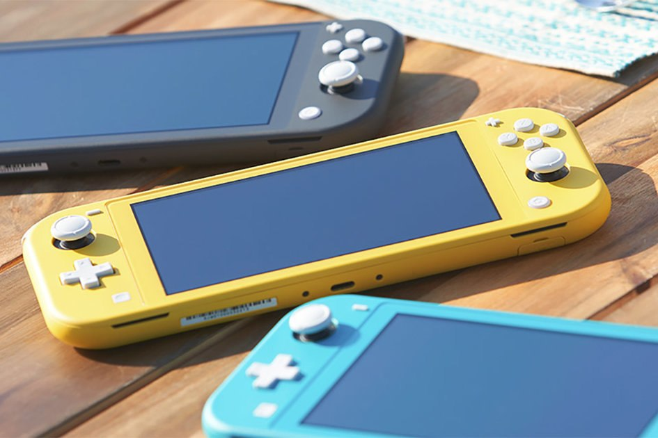 GameStop评Switch Lite:没玩过NS的建议尝试一下