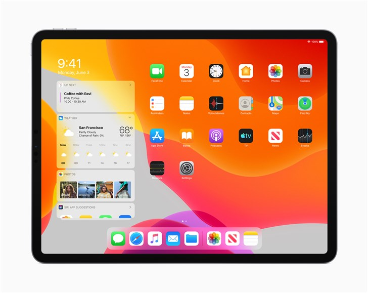 10.2英寸版要来了?苹果注册5款iPad新品曝光