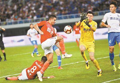 恒大3-0泰达什么情况 广州恒大中超联赛8连胜